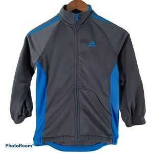 🍒2 for $20 Adidas youth track Jacket 7